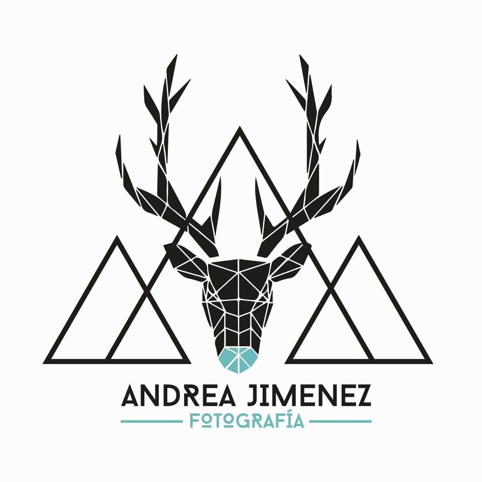 logotipo Andrea Jimenez Fotografía Día de Campoo